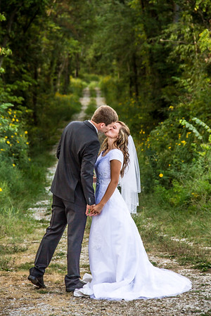 Kansas City Temple - Wedding Photography - NWA