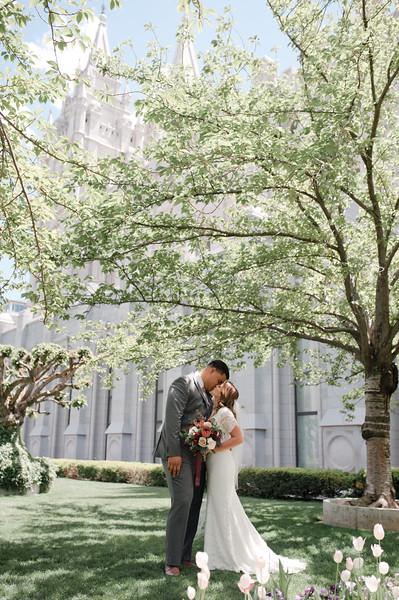 Lui + Janae Lapuaho // Utah Wedding Photography