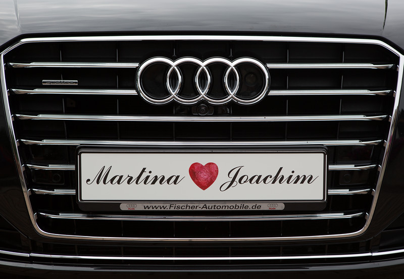 Martina & Joachim 21June 2014 Germany