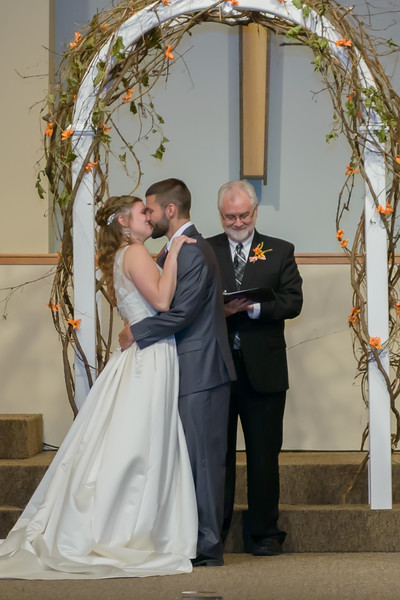 Mike & LB's Wedding Day, Des Moines IA (October 2013)