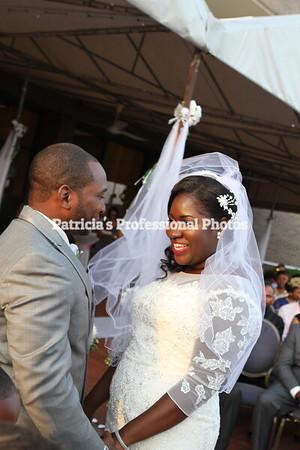 Mr. & Mrs. Wells Wedding Day 2015