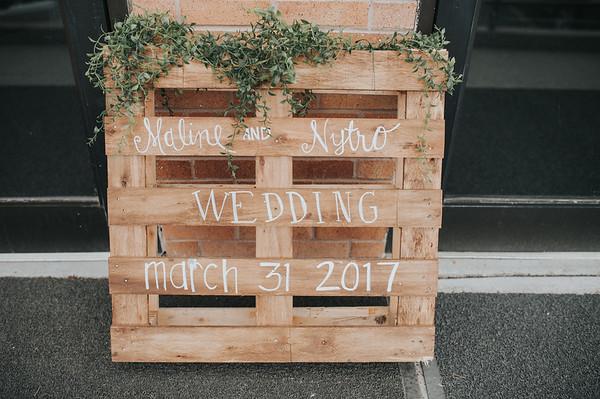 Nytro + Maline // Utah Wedding Photographer