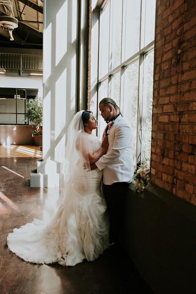 TJ + Mafi // Utah Wedding Photography