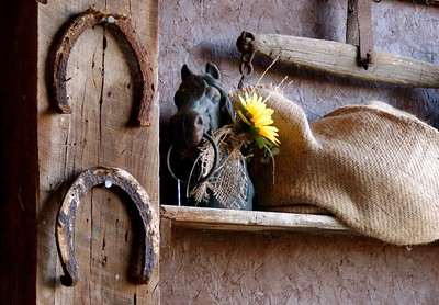Rustic Decor.