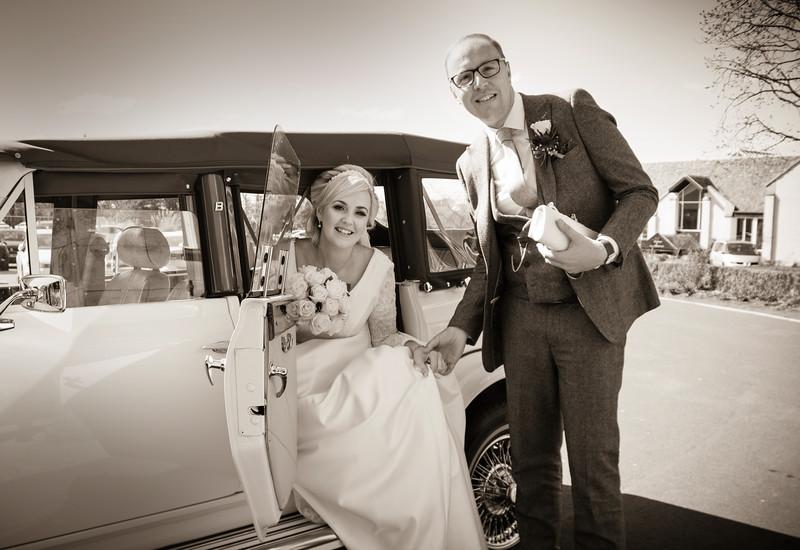 Debbie and Elliots Wedding April 21st 2018