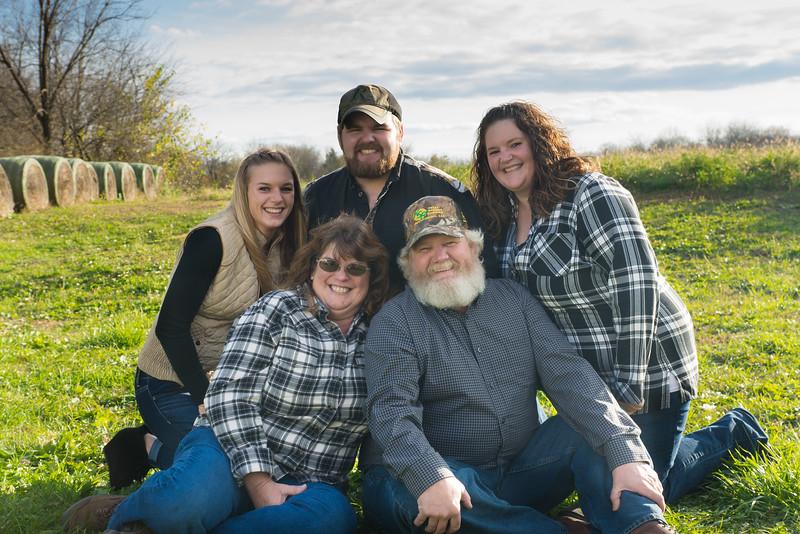 Weide Family 2622 Nov 11 2016