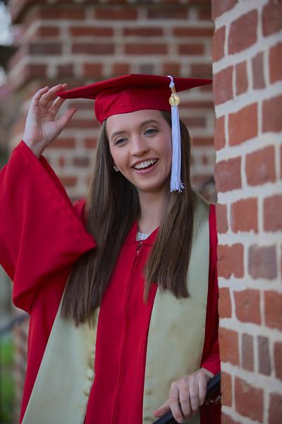 Whitney's College Senior pics