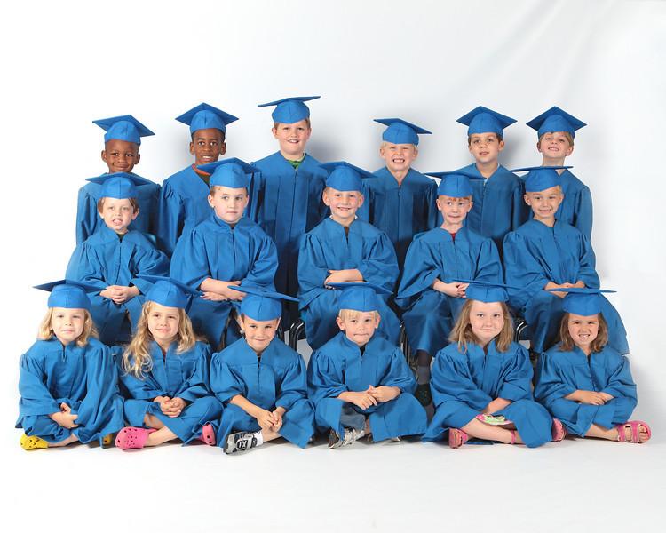 Wildwood Graduates 2009