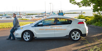 William McGlasson and his new Chevy Volt 5-17-14 -1133