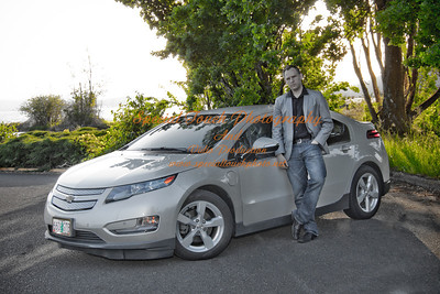 William McGlasson and his new Chevy Volt 5-17-14 -1152
