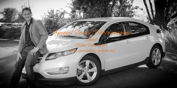 William McGlasson and his new Chevy Volt 5-17-14 -1149