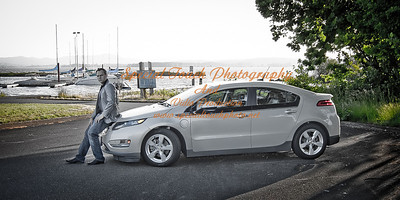 William McGlasson and his new Chevy Volt 5-17-14 -1124
