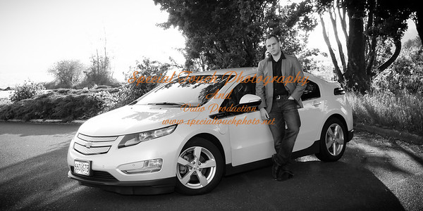 William McGlasson and his new Chevy Volt 5-17-14 -1154