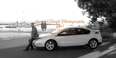 William McGlasson and his new Chevy Volt 5-17-14 -1117