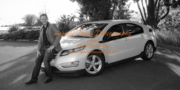 William McGlasson and his new Chevy Volt 5-17-14 -1144