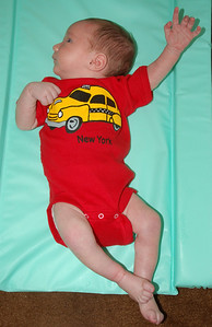 Hailing a cab!