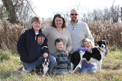 Wojcikowski family 11-18-12