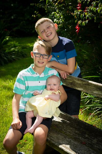 Woodbridge Family Portrait