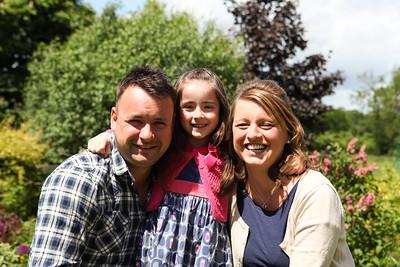 Wright family June 2013