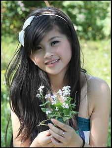 Portrait: Xiao Si