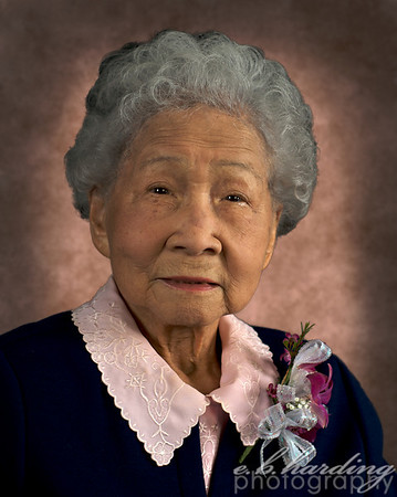 Yoshie at 101