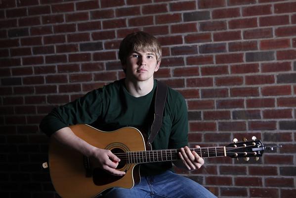 {Matt Robbins} Musician 2014.