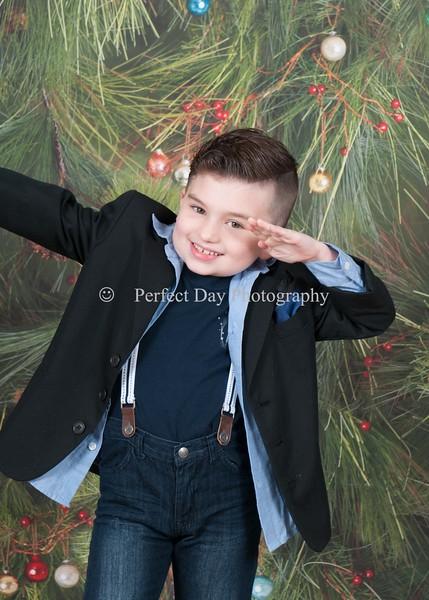 Young Robert 2017 Holiday Photos