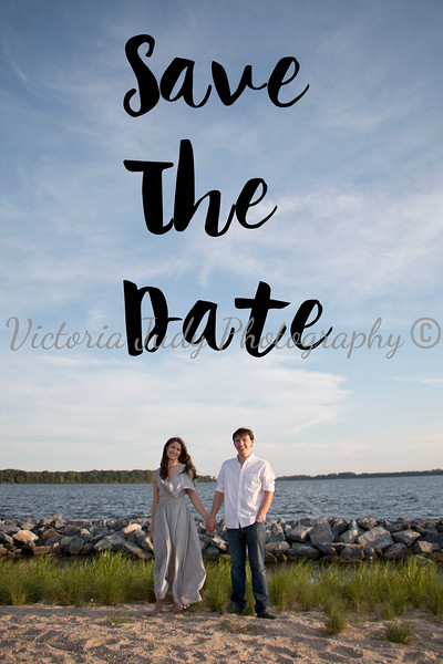 Hopefully this gives you guys an idea for a future Save The Date.
