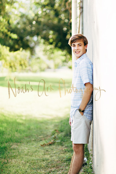 Zack | High School Senior
