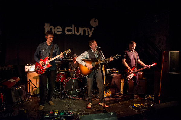 Zu Zu's at the Cluny