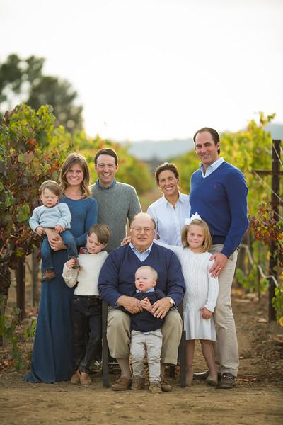 Antonini Family 2015