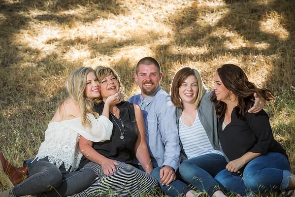 Carol Manning Family