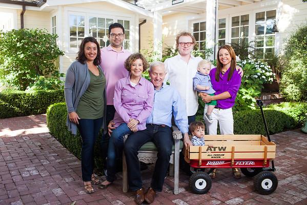 Sue Wollack Family Portrait