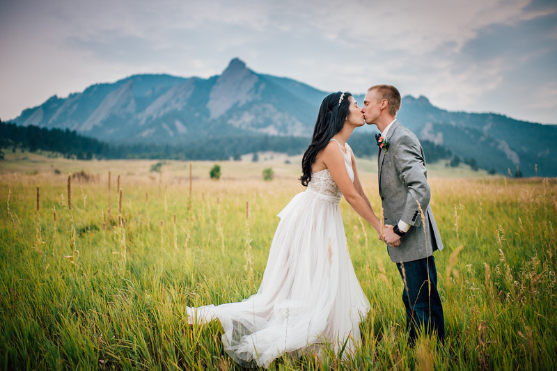 Kevin & Abigail Biegert Wedding, Summer 2015, Boulder, CO