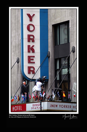New Yorker Marquee