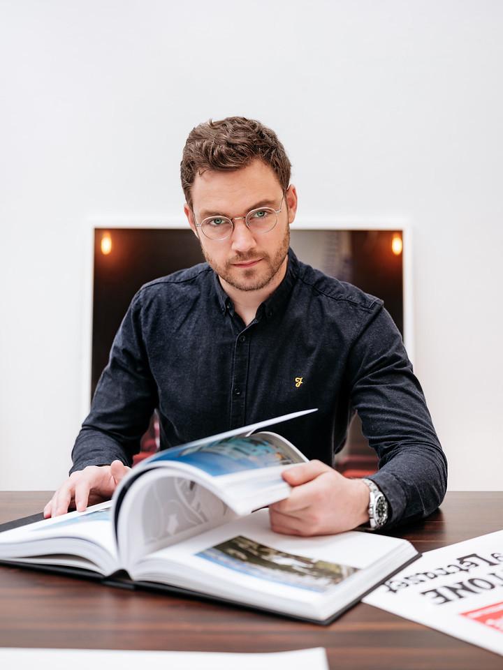 Alexandre Pugin - Designer, The Workshop Geneva