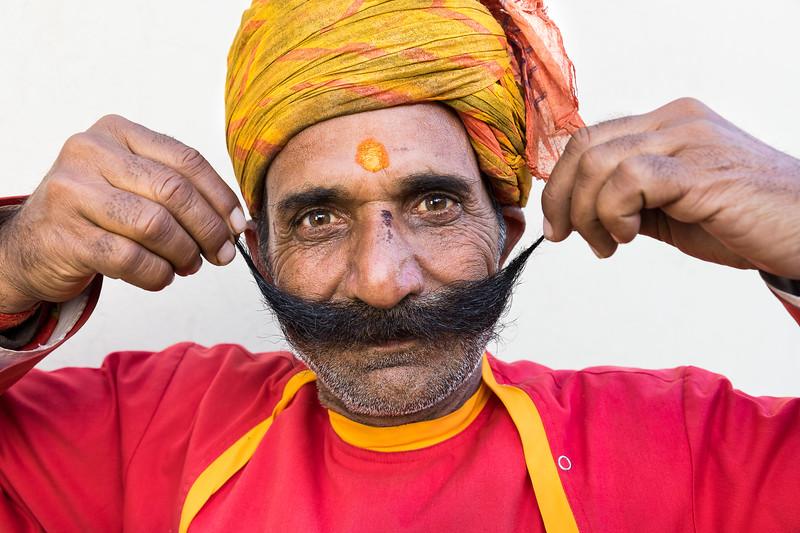Mandawa, Rajasthan, India