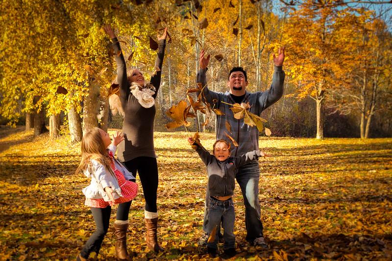 Autumn Playfulness
