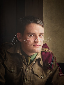 1940s Soldier, UK Event