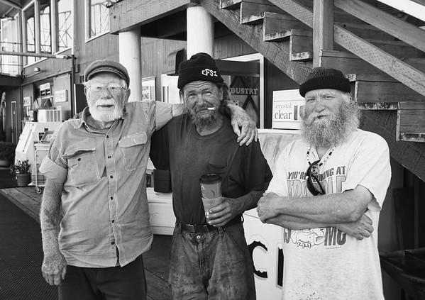Astoria, Oregon Fisherman