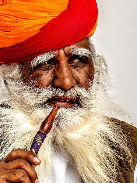 Señor del Rajastan
