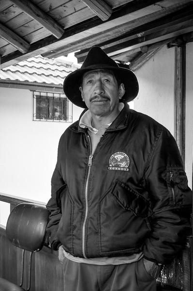 Ecuador National Park Ranger