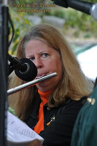 Jeannie on Flute