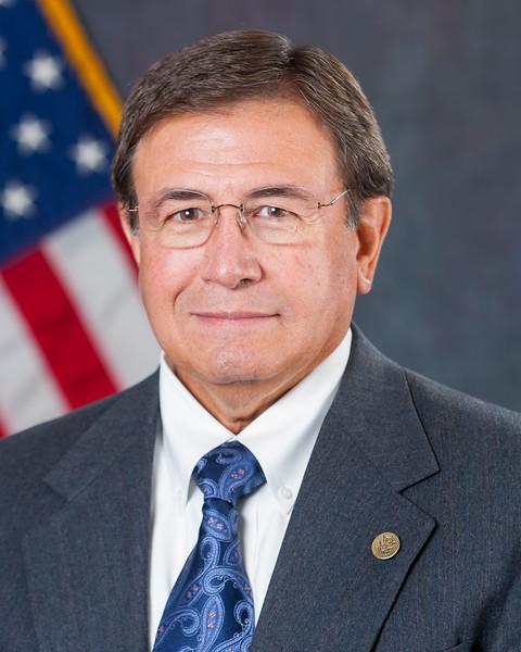 Oscar Sanchez Official Portrait