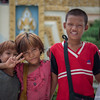 Kids of Bagan