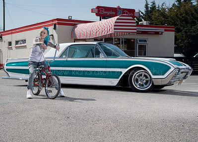 Low Rider Thunderbird