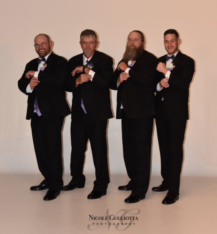 Sharp Dressed Men!