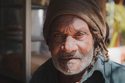 Sri Lankan Man Portrait