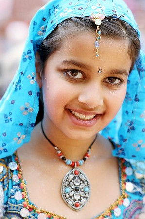 East Indian Child.