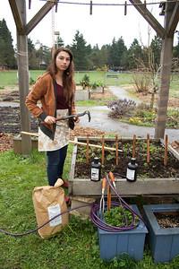 Gardening Guide Product Shoot for Willamette Week
